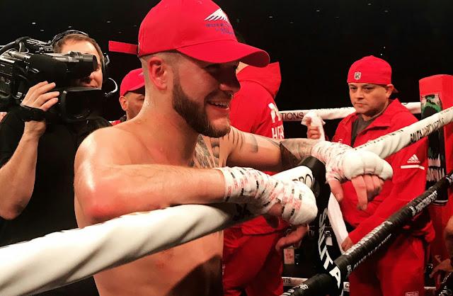 Nico Hernandez Defeats. Victor Trejo Garcia Via Decision, Stays Undefeated