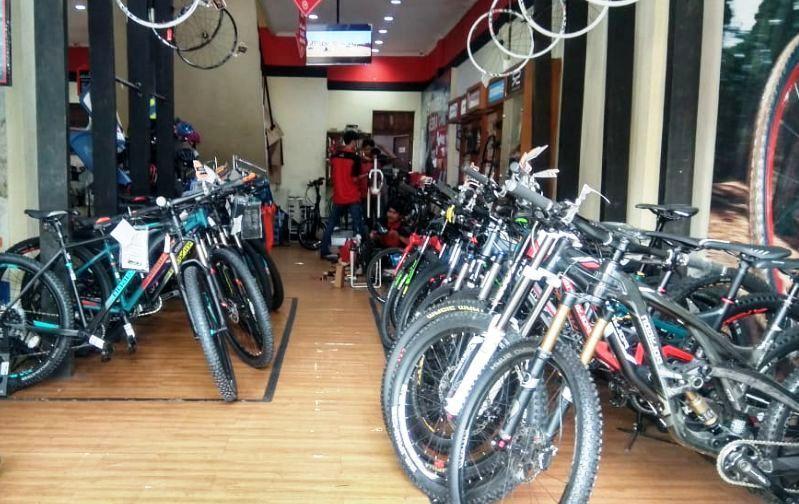 Toko Sepeda Jakarta Barat Murah Berkualitas