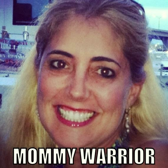 FOLLOW MOMMY WARRIOR