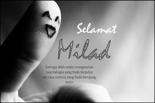 Kata Ucapan Selamat Ulang Tahun Islami Untuk Istri