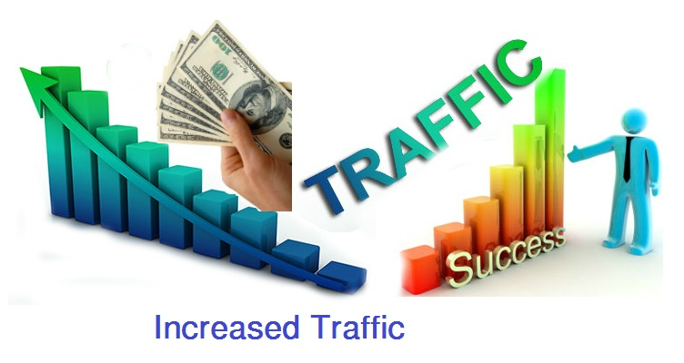 Good online traffic for small business?