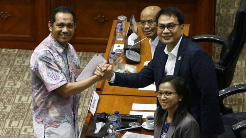 Capim KPK Nurul Gufron: SP3 Hal Yang Alami, Sesuai Pancasila