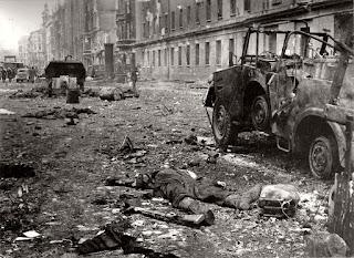 Fotografía de la Batalla de Berlín - 1945