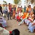 भाजपा प्रत्याशी गंगा नारायण सिंह ने विधानसभा क्षेत्र के कई गांव में तूफानी जनसंपर्क अभियान चलाया!