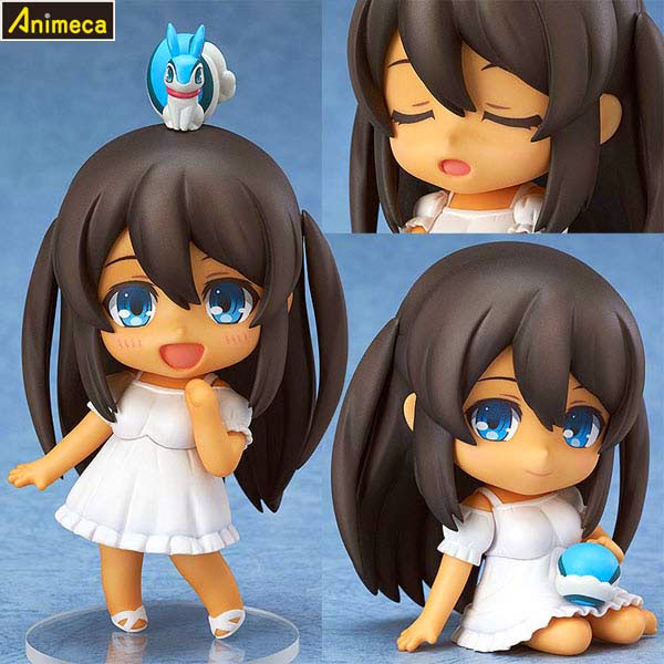 HANA MUTOU NENDOROID FIGURE Captain Earth Good Smile Company