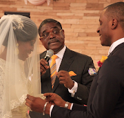Photos from the wedding of First Bank MD's daughter, Omolola Onasanya