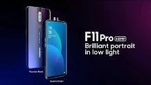 Spesifikasi dan Harga Oppo F11 Pro dan Oppo F11 di Indonesia