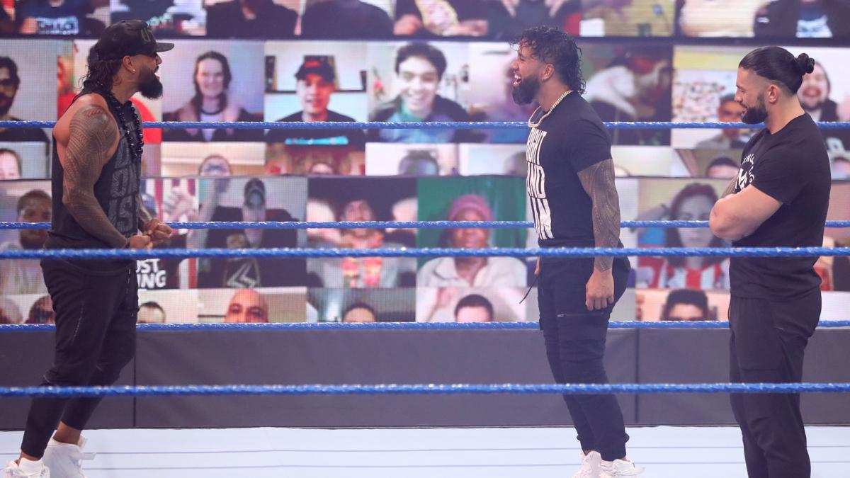 Roman Reigns e The Usos deverão comandar o Friday Night SmackDown