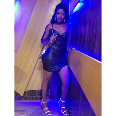 #BBNaija's Alex unusual steps out in sexy outfits