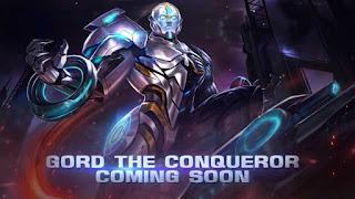 Skin Gord - The Conqueror