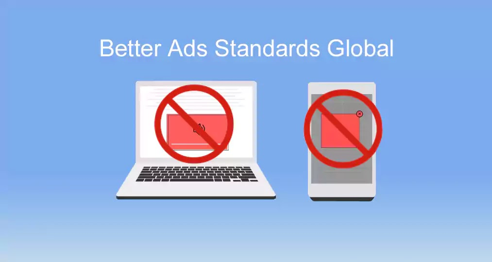 Google Chrome Better Ads Standards Global