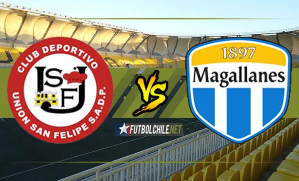 Union San Felipe vs Magallanes