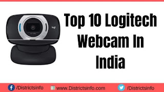 Top 10 Logitech Webcam In India