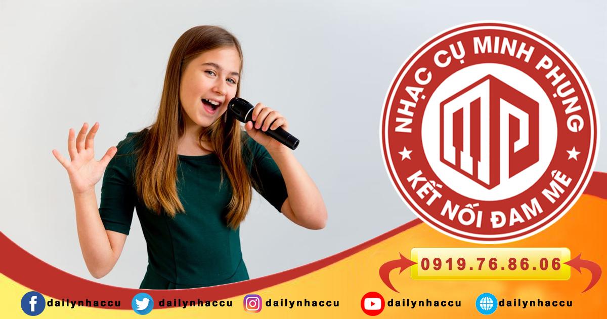 Micro Không Dây Chuyên Nghiệp | Hát Karaoke Hay Nhất 2019