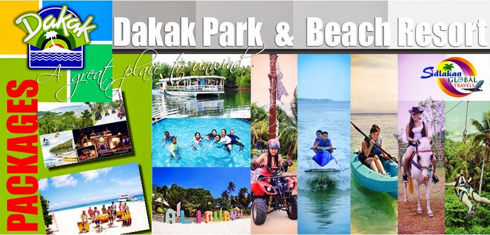Dakak Beach Resort 2Days 1 Night Sulit Package  City Art Franchise
