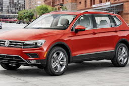 2018 VW Tiguan first to mark new 2.0LT TSI engine