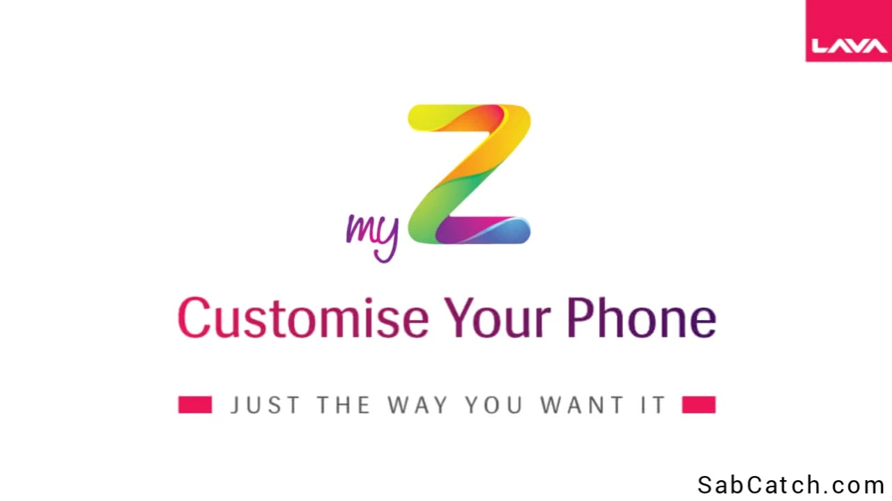 Lava myZ Customise Your Phone Buy Now