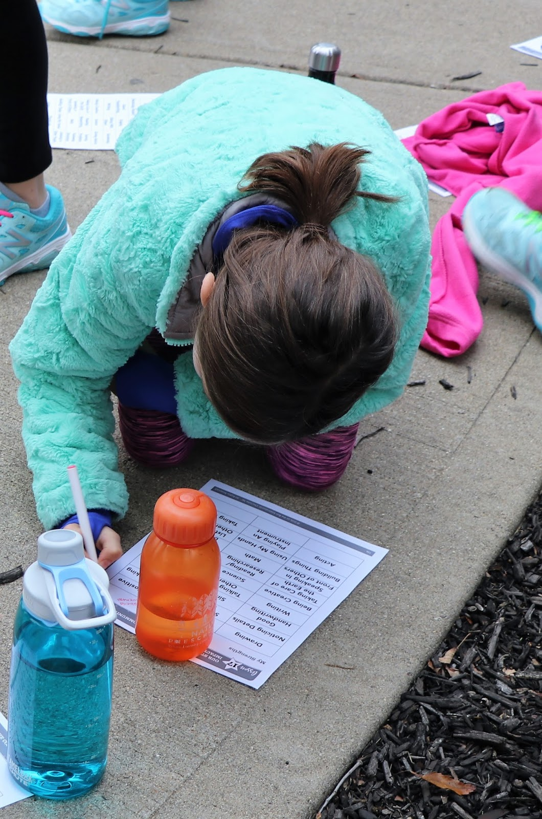 Indian Hill S Girls On The Run Build Strong Healthy And