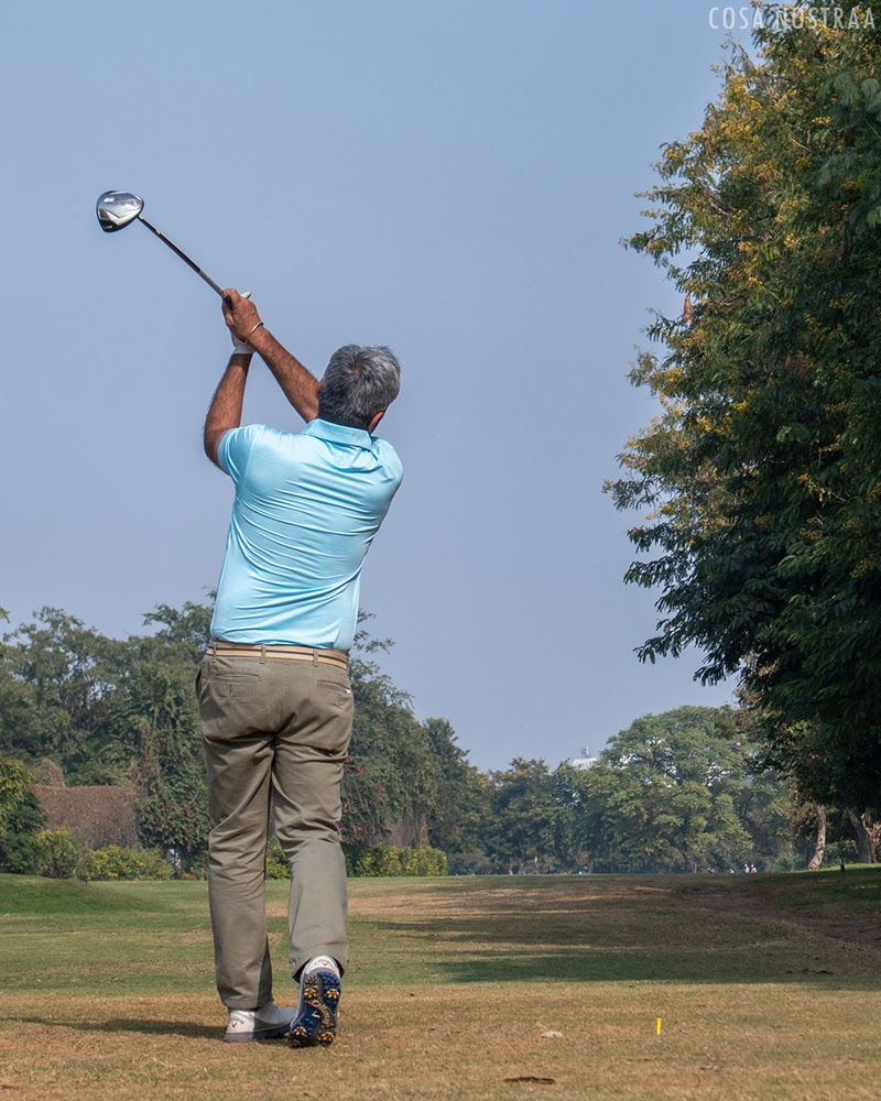 Captain Yogendra Singh Shekhawat Rambagh Golf Club