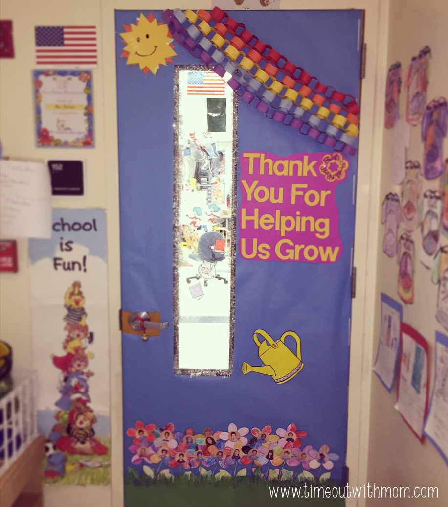Spring Classroom Door > Teacher Appreciation