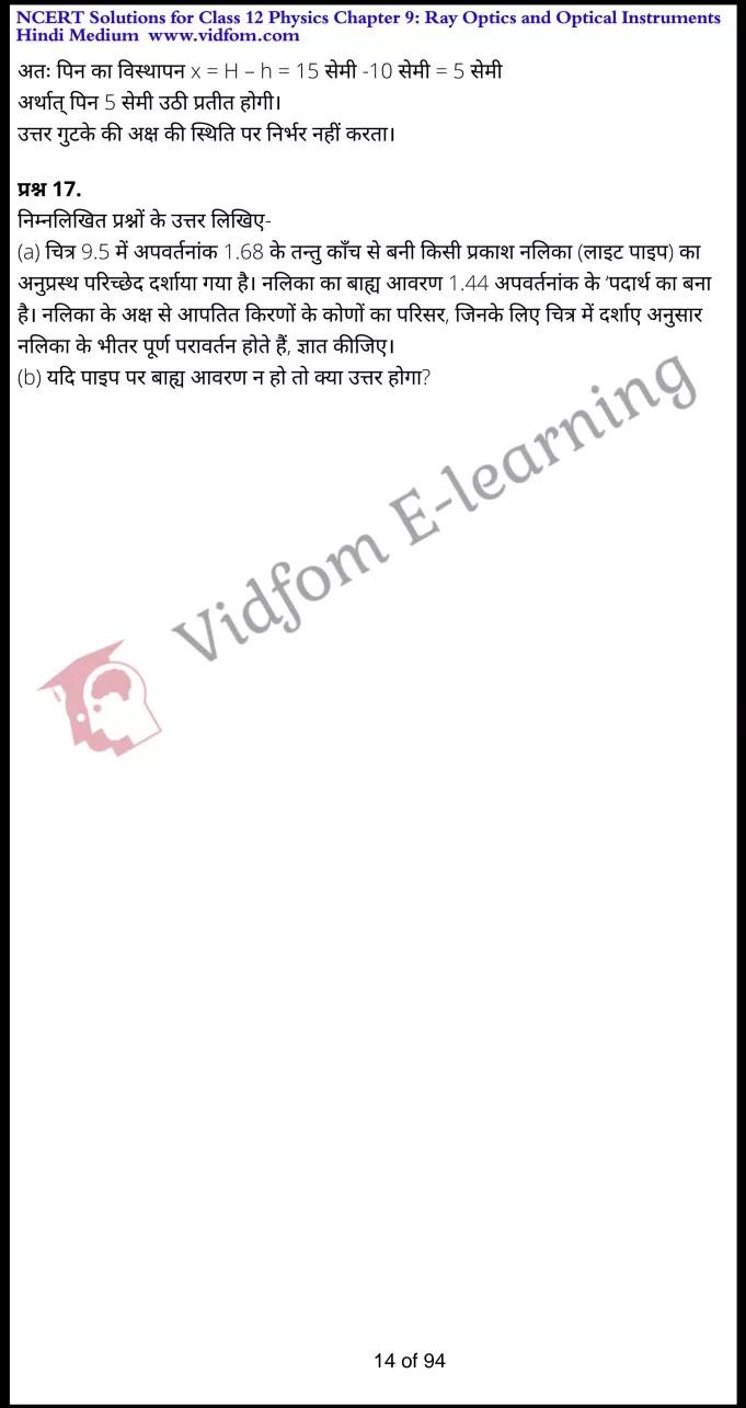 class 12 physics chapter 9 light hindi medium 14
