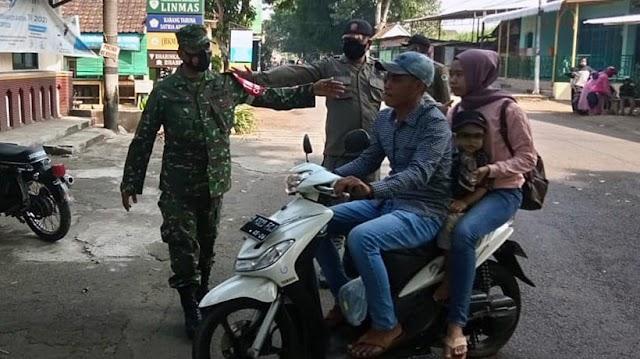 PPKM Mikro Tegakkan Prokes Di Kelurahan Arjowinangun Kota Malang