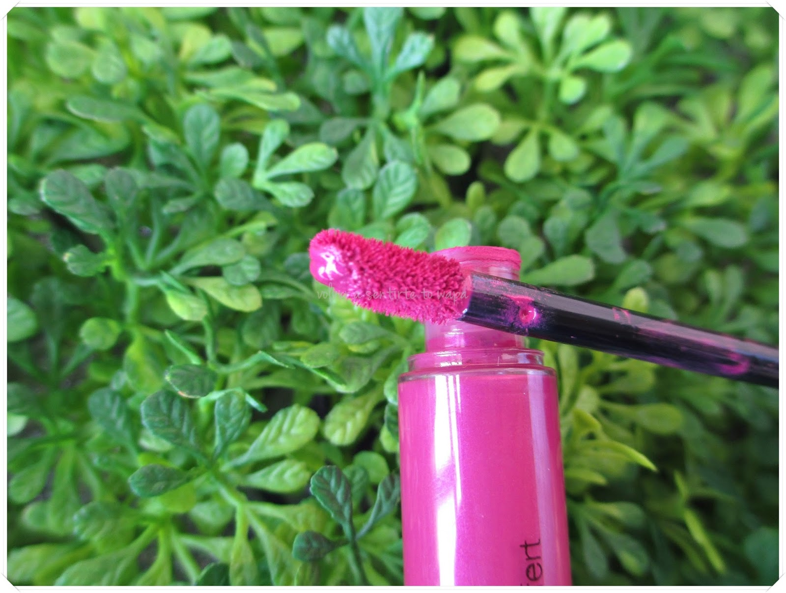 Cream Lip Stain 06 de Sephora: Review + Swatches