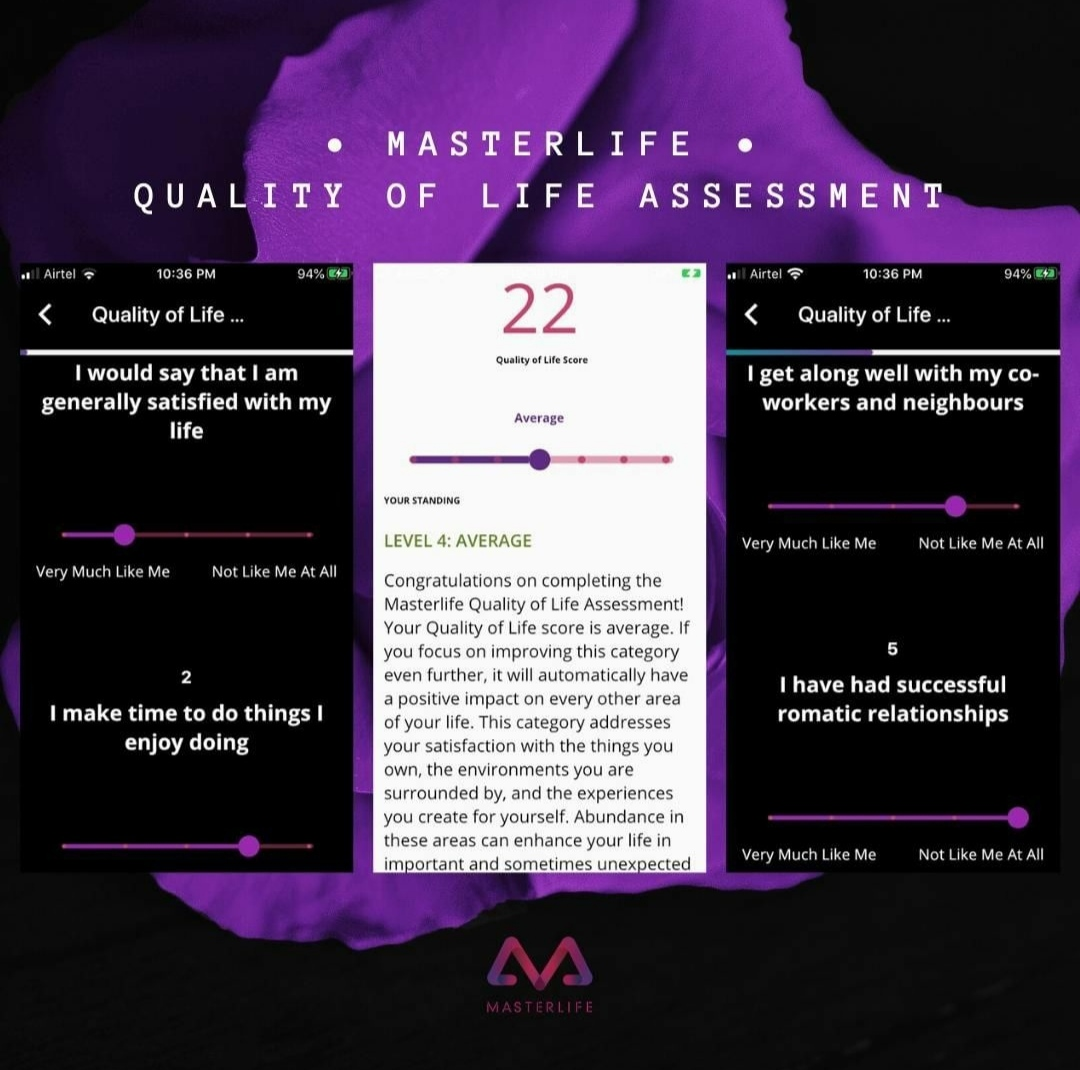 Masterlife app download review
