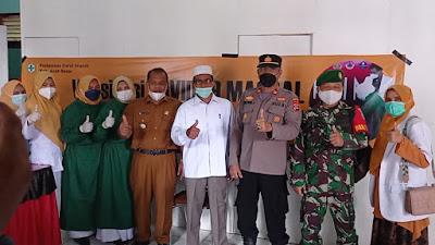 Masyarakat Darul Imarah Sudah memahami pentingnya vaksin