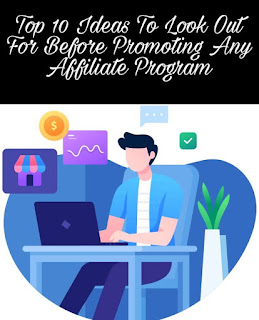 Promoting Affiliate programs