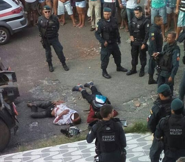 Nenhum assassinato foi registrado nas últimas 24 horas em Sergipe