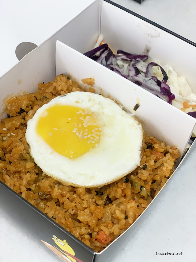 Uzu Chicken Dakgalbi Fried Rice Set