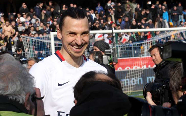 Transfer news: PSG striker, Ibrahimovic demands £600,000-a-week from BPL giants