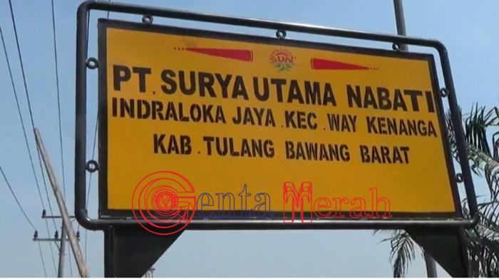 Bos PT SUN Tubaba Ingkari Perjanjin Terhadap Korban Limbah Pabrik, Korban Dibirkan Sakit Berkepanjangan