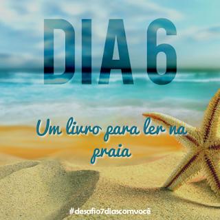 [Divulgação] #desafio7diascomvocê - dia 6