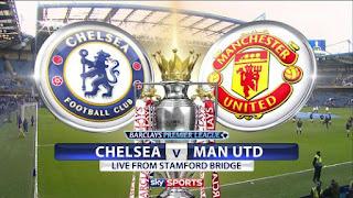 Prediksi Chelsea vs Manchester United - Minggu 23 Oktober 2016