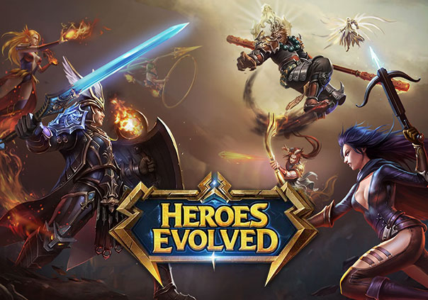 Game Heroes Evolved Indonesia