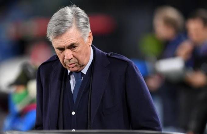 Carlo Ancelotti sacked by Napoli amid Everton and Arsenal links