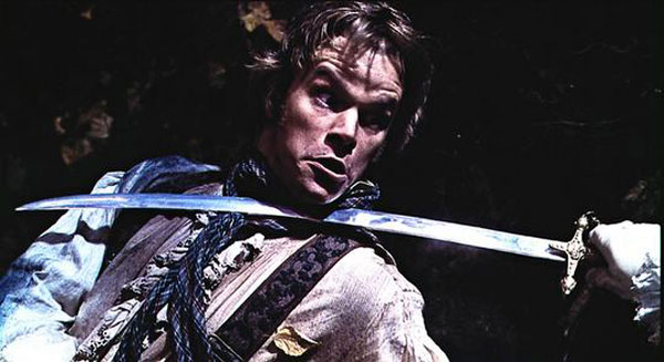 Matt Damon in The Brothers Grimm