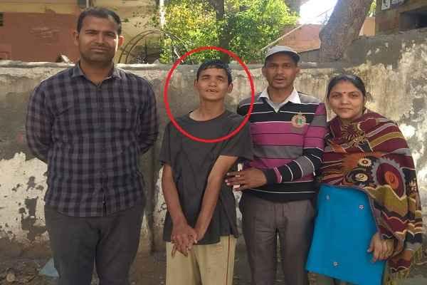 missing-kid-reach-his-parents-by-social-media-faridabad-news