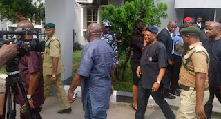 Orji Kalu's Road To Prison In Pictures