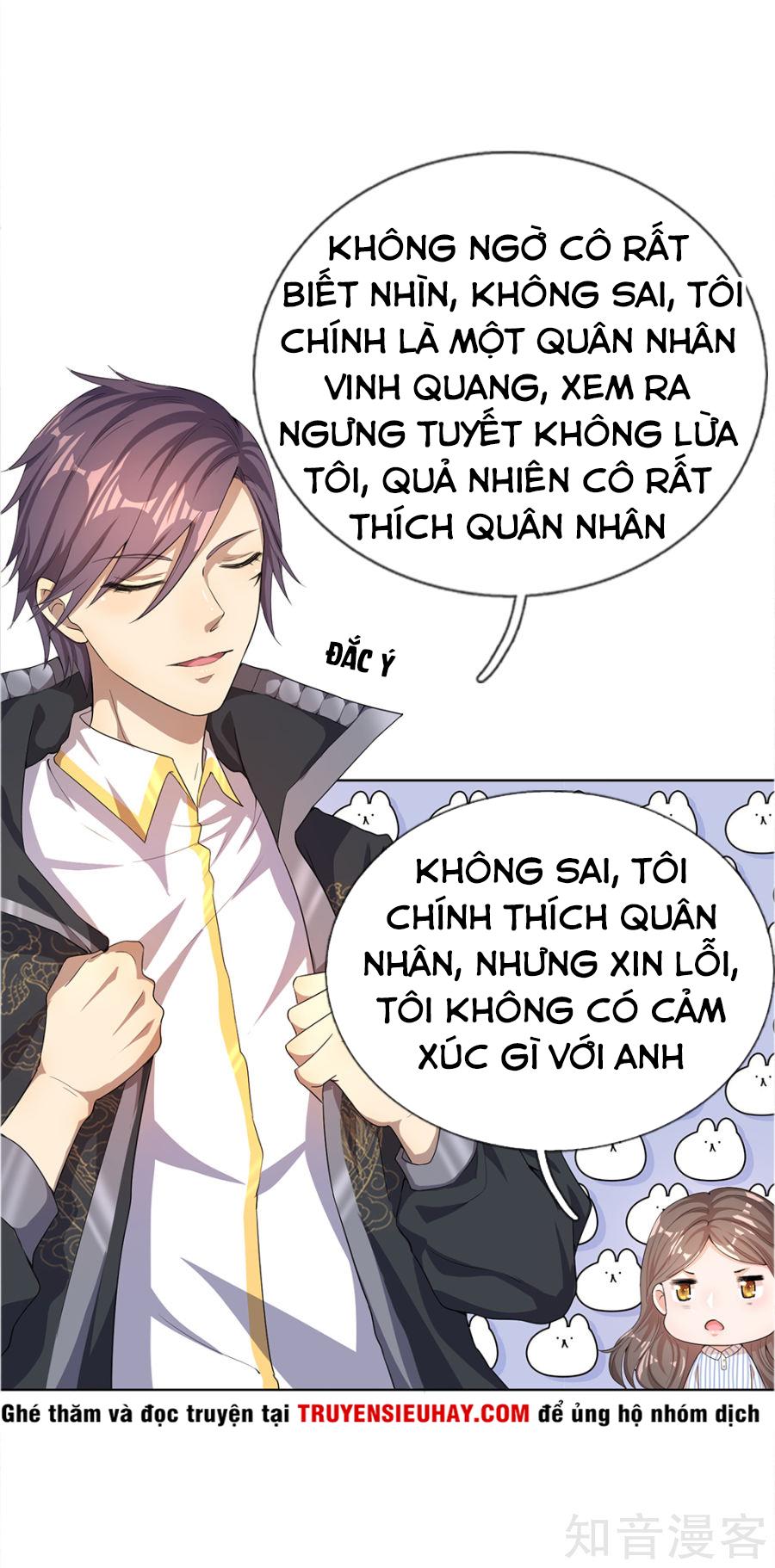 Y Võ Chí Tôn Chapter 11 video - truyenmh.com
