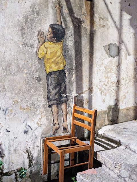 foto mural di penang