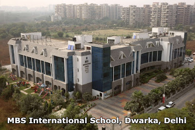 MBS International School, Dwarka