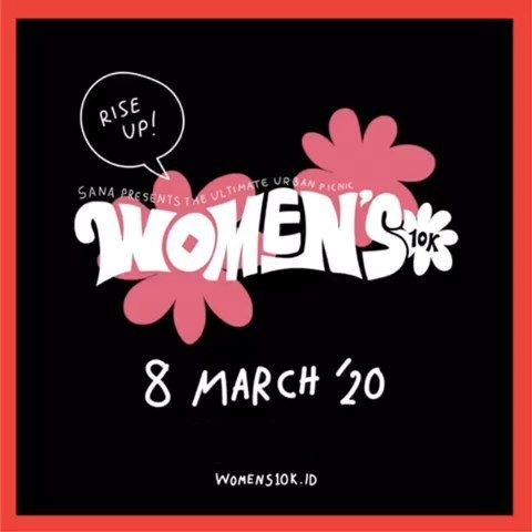 SANA ∙ Women's 10K • 2020