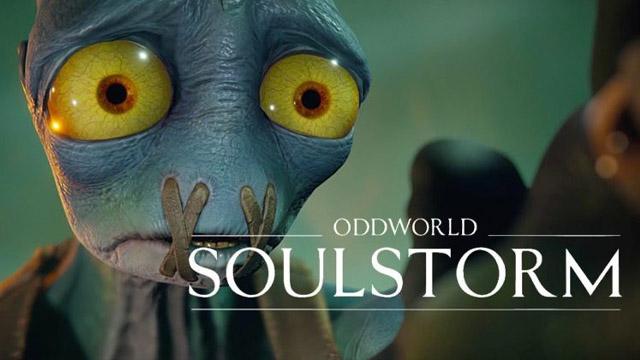 سوني تعلن رسميا عن لعبة Oddworld: Soulstorm خلال حدث الإعلان الرسمي عن PS5