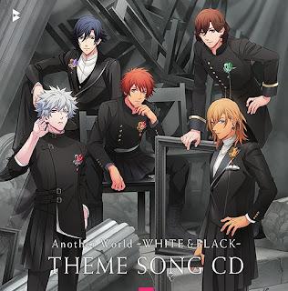 "Uta no Prince Sama ""Another World -White & Black-"" Theme Song CD"