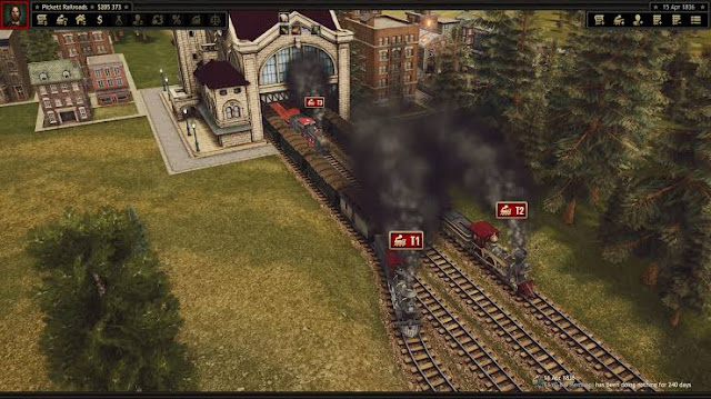 Railroad Corporation Torrent game download