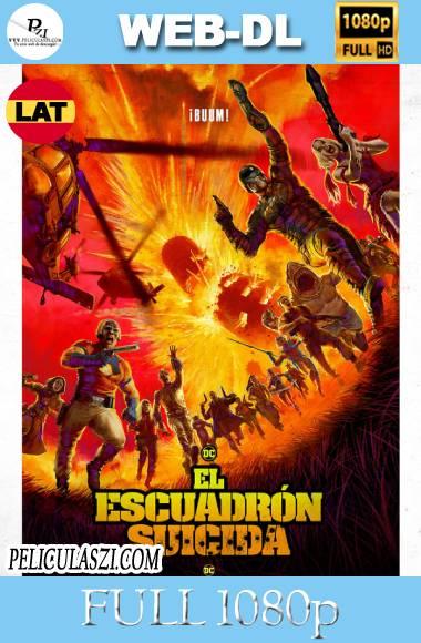 El Escuadrón Suicida (2021) Full HD WEB-DL 1080p Dual-Latino