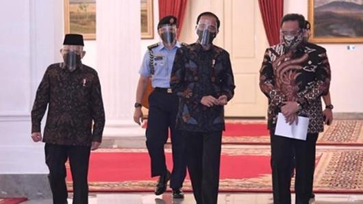 Buka-bukaan Presiden Jokowi: Kita Memang dalam Kondisi Krisis